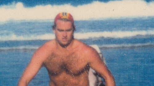 Image:Brett Norris Life Member DPSLSC  recently passed away